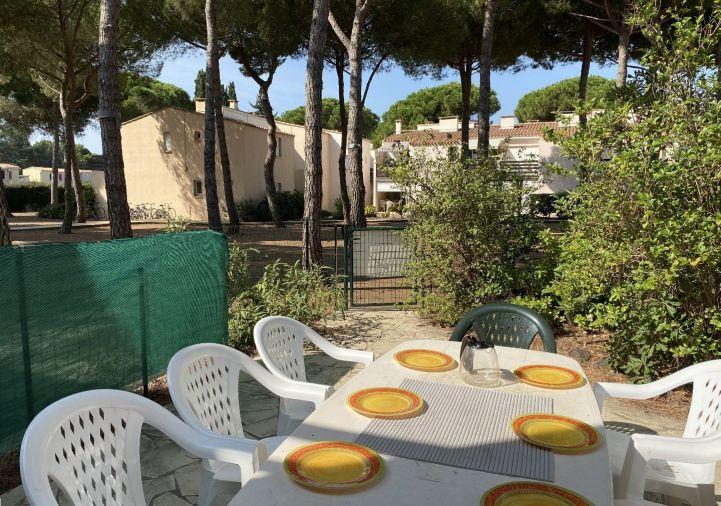 A vendre Appartement en rez de jardin Le Cap D'agde | R�f 34590890 - Le boulevard de l'immobilier