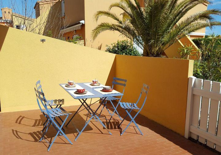 A vendre Appartement en rez de jardin Le Cap D'agde | R�f 34590959 - Le boulevard de l'immobilier