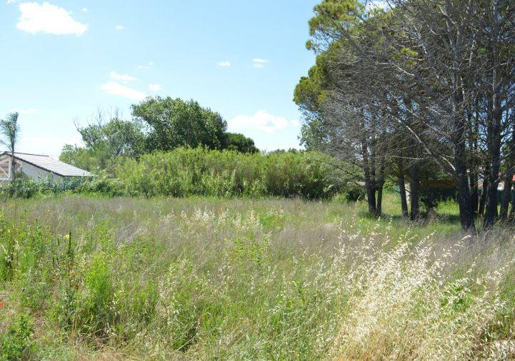 A vendre Terrain constructible Le Cap D'agde | Réf 34590962 - Le boulevard de l'immobilier
