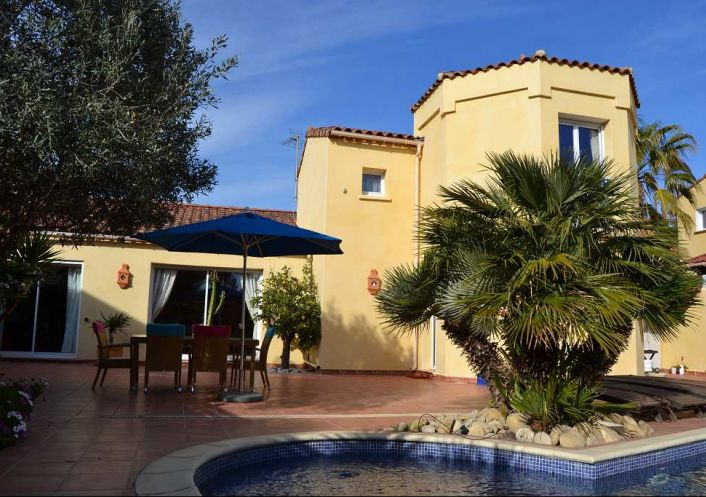 A vendre Villa Le Cap D'agde | R�f 34449163 - Albert honig