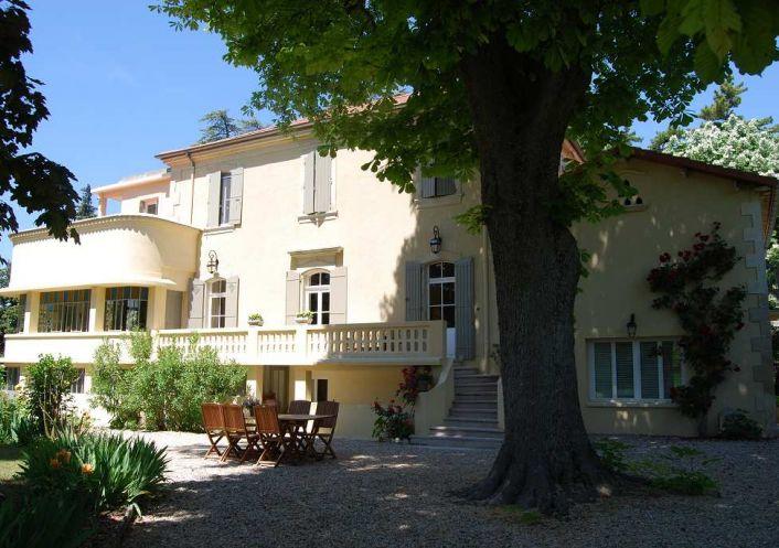 A vendre Demeure Valreas | R�f 34449263 - Albert honig
