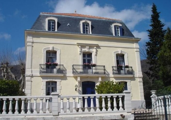 A vendre Maison bourgeoise Lamalou Les Bains | R�f 34449300 - Albert honig