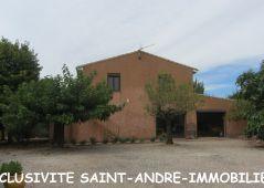 A vendre Le Bosc 344511458 Saint andré immobilier