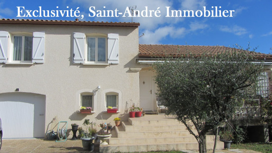 A vendre Montarnaud 344511496 Saint andré immobilier
