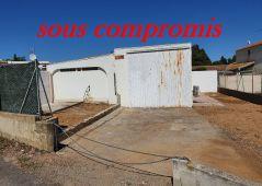 A vendre Garage Saint Andre De Sangonis | Réf 344511503 - Saint andré immobilier