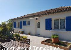 A vendre Saint Andre De Sangonis 34451993 Saint andré immobilier