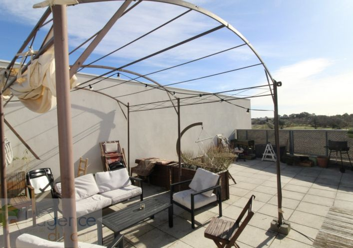 A vendre Appartement terrasse Montpellier | R�f 344531011 - Agence du coin