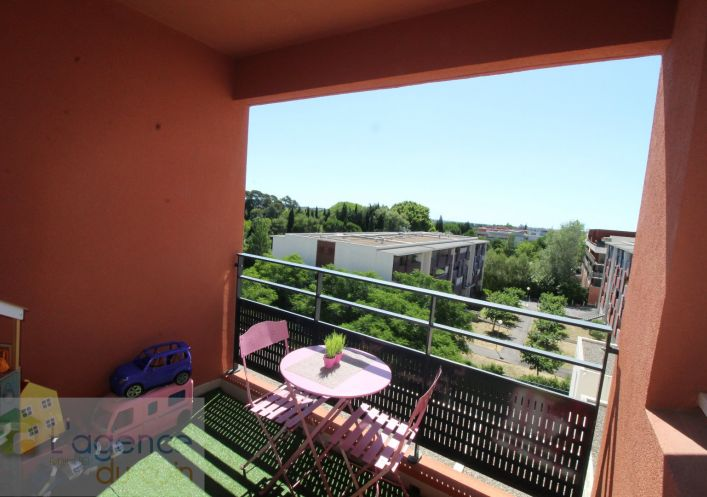 A vendre Appartement terrasse Montpellier | R�f 3445315118 - Agence du coin