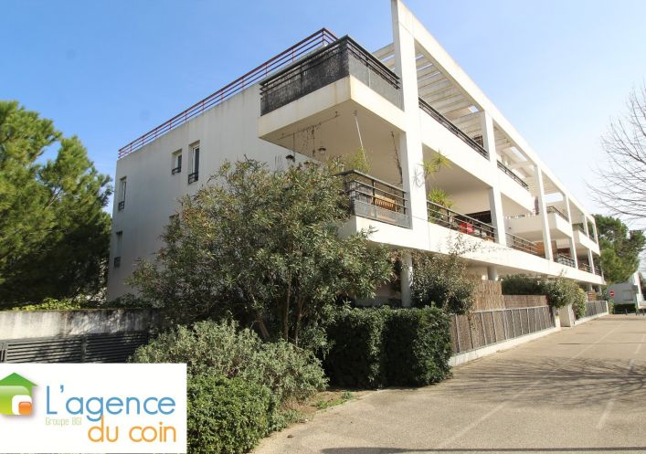 A vendre Appartement terrasse Montpellier | R�f 3445318397 - Agence du coin