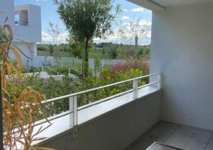 A vendre Appartement bio climatique Montpellier   Réf 3445529043 - Immovance