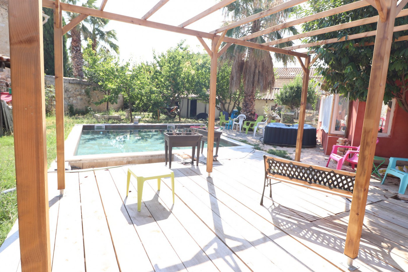 A vendre Candillargues 344556647 Immovance