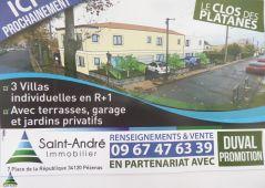 A vendre Pezenas 344571199 Saint andré immobilier