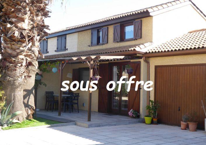 A vendre Maison mitoyenne Portiragnes Plage | Réf 344571315 - Saint andré immobilier