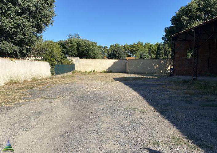 A louer Parking extérieur Pezenas | Réf 344571390 - Saint andré immobilier