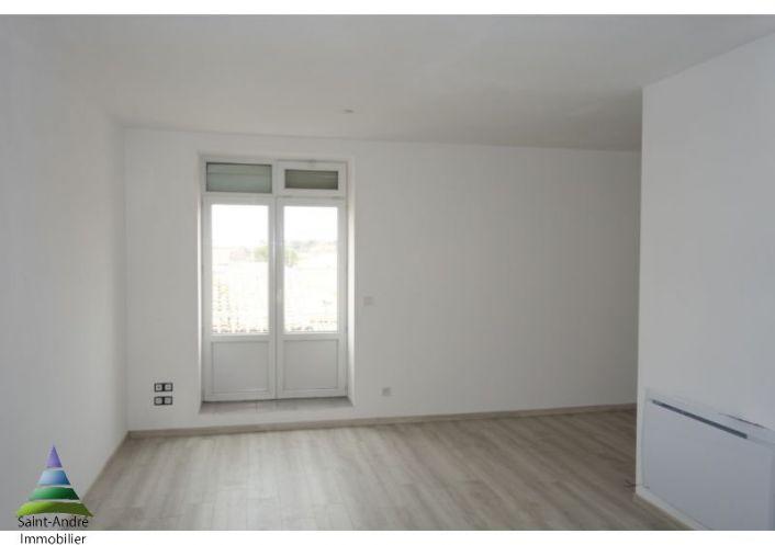 A louer Appartement Valros | Réf 344571429 - Saint andré immobilier