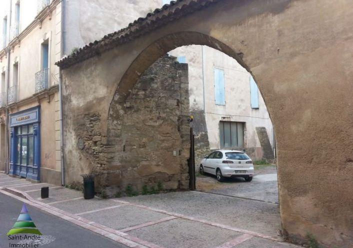 A louer Parking intérieur Pezenas | Réf 344571512 - Saint andré immobilier