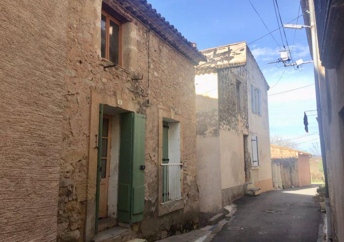 A vendre Maison de village Castelnau De Guers | Réf 344571529 - Saint andré immobilier