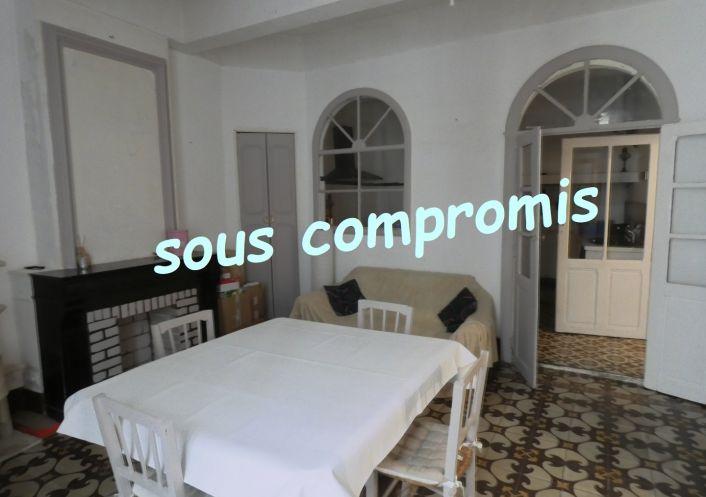 A vendre Maison de village Cazouls D'herault | Réf 344571550 - Saint andré immobilier
