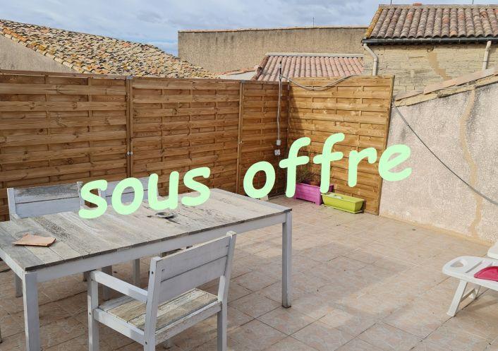 A vendre Maison de village Alignan Du Vent | Réf 344571551 - Saint andré immobilier