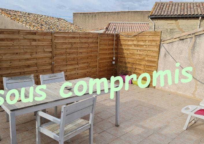 A vendre Maison de village Alignan Du Vent   Réf 344571551 - Saint andré immobilier