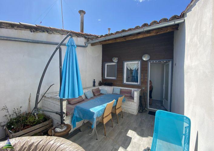 A vendre Maison de ville Pezenas   Réf 344571595 - Saint andré immobilier