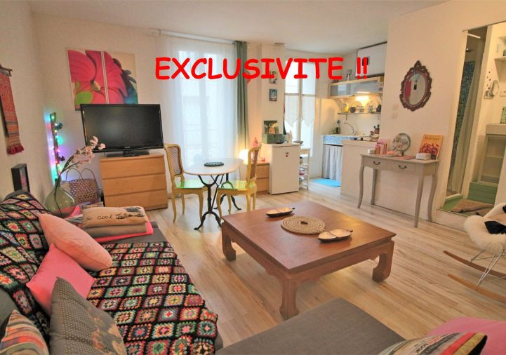 A vendre Appartement Sete | R�f 34458315 - Agence couturier