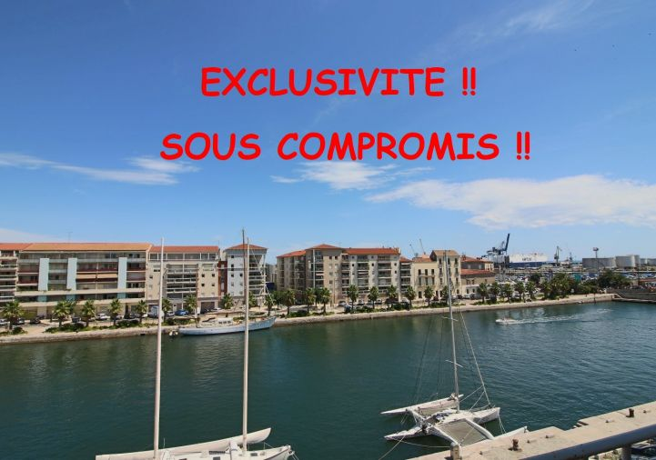 A vendre Appartement Sete | R�f 34458327 - Agence banegas