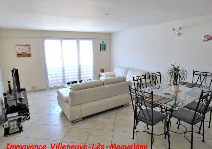 A vendre Villeneuve Les Maguelone 3447328045 Immovance