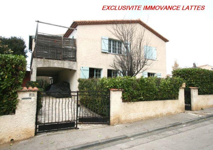 A vendre Villeneuve Les Maguelone 344734222 Immovance