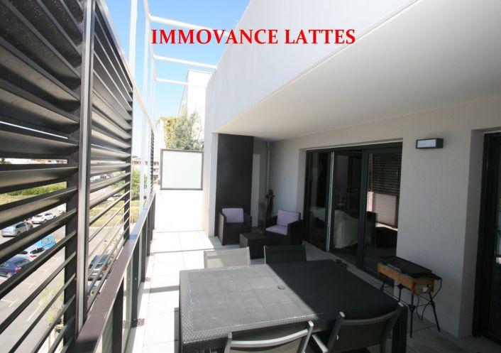 A vendre Appartement terrasse Saint Jean De Vedas | Réf 3447343562 - Immovance