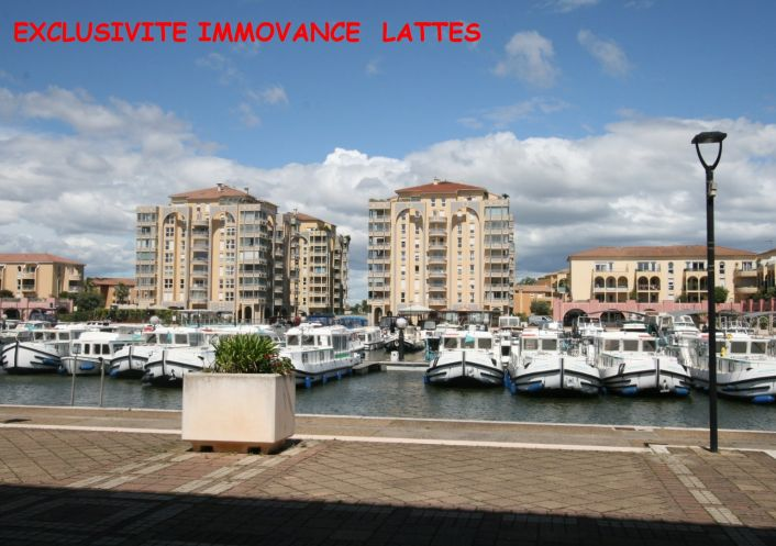 A vendre Local commercial Lattes   Réf 3447344201 - Immovance