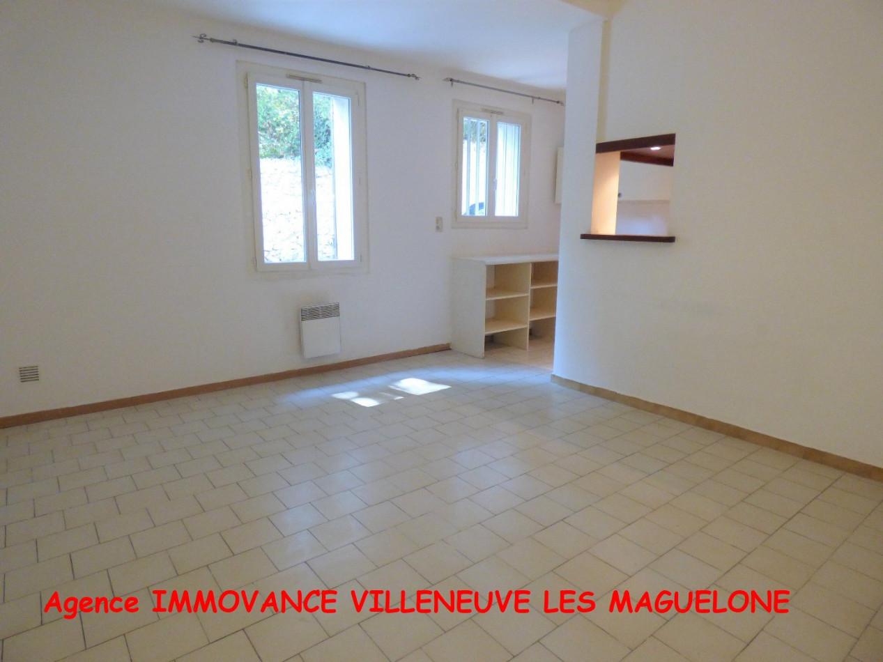 A louer Villeneuve Les Maguelone 344736693 Immovance