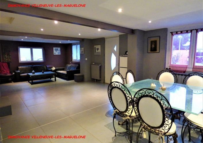 A vendre Villeneuve Les Maguelone 344737876 Immovance