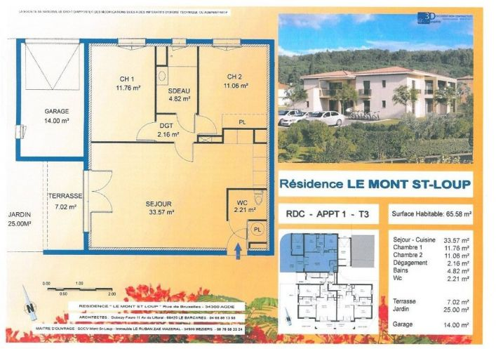 A vendre Agde 34479585 Pole sud immobilier