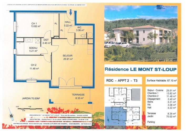 A vendre Agde 34479586 Pole sud immobilier