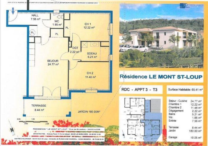 A vendre Agde 34479599 Pole sud immobilier