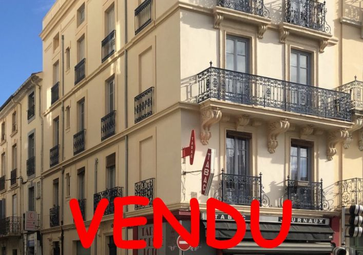 A vendre Immeuble Beziers   R�f 34479632 - Pole sud immobilier