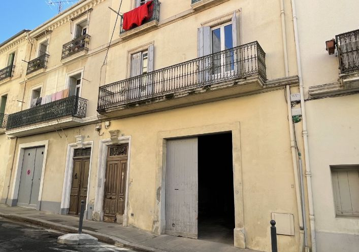 A vendre Immeuble Beziers | R�f 34479662 - Pole sud immobilier