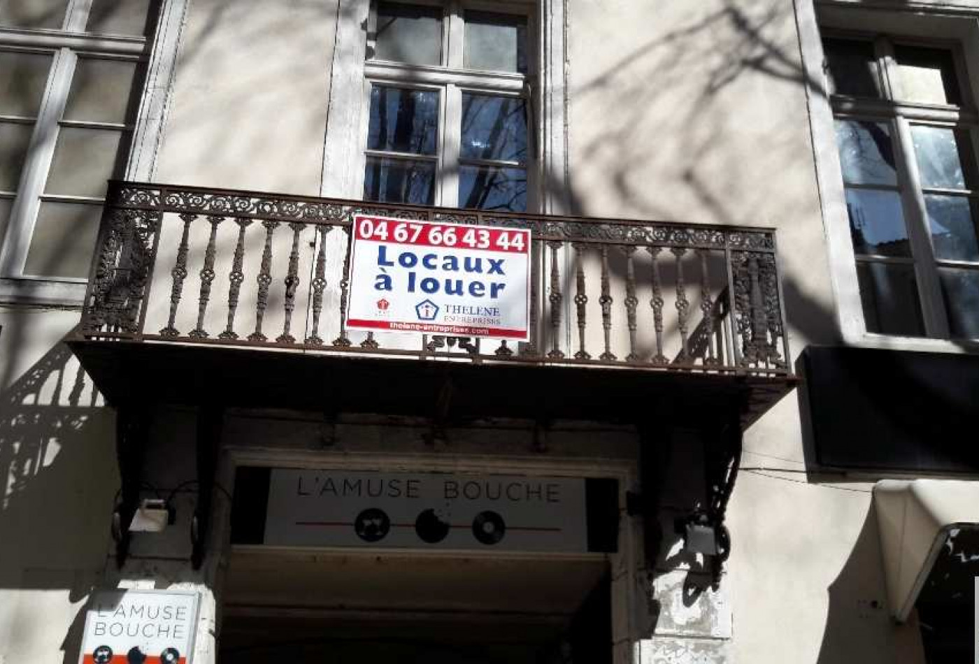 A louer Avignon 3448214778 Immobilier entreprises