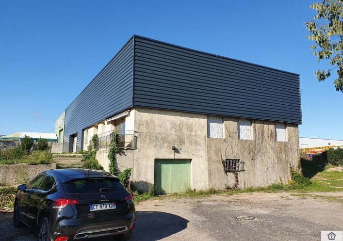 A louer Locaux d'activité Saint Jean De Vedas   Réf 3448215755 - Immobilier entreprises