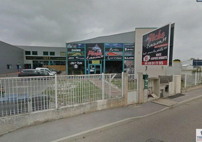 A louer Local commercial Mauguio   Réf 3448216244 - Immobilier entreprises