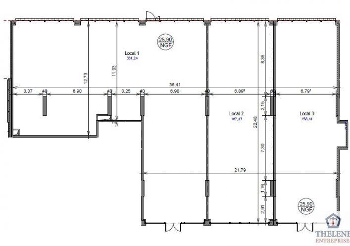 A louer Castelnau Le Lez 3448216326 Immobilier entreprises