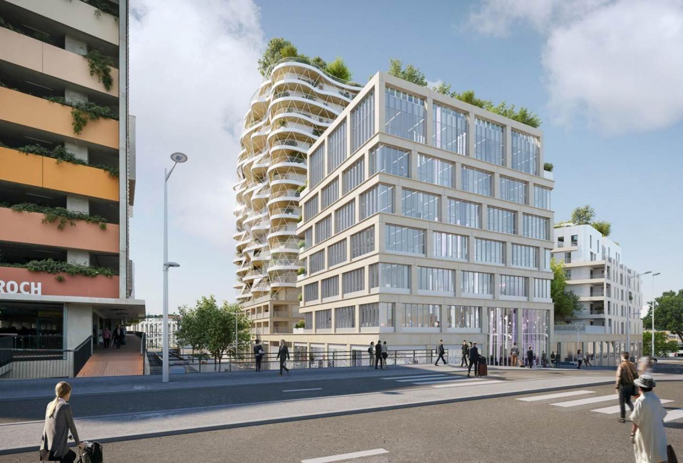 A louer  Montpellier   Réf 3448216951 - Immobilier entreprises