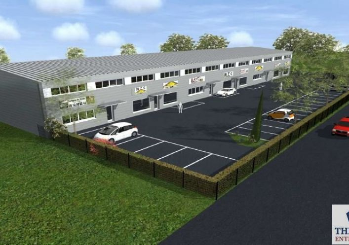 A vendre Locaux d'activité Uchaud   Réf 3448216996 - Immobilier entreprises