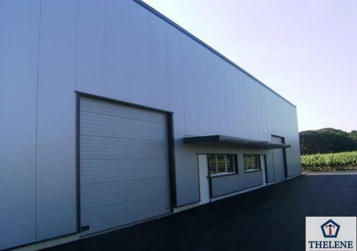 A louer Locaux d'activité Mudaison | Réf 3448217174 - Immobilier entreprises