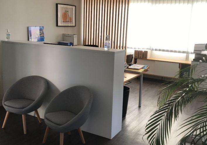 A louer Bureau Montpellier   Réf 3448217187 - Immobilier entreprises