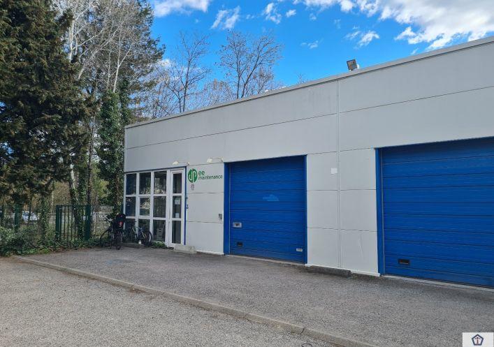 A louer Locaux d'activité Montpellier   Réf 3448217188 - Immobilier entreprises
