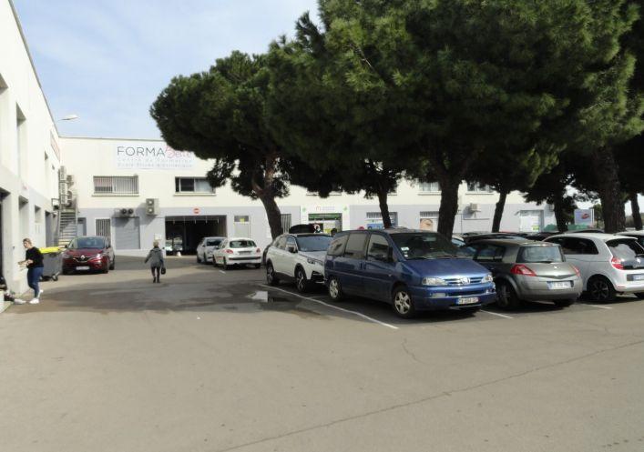 A louer Bureau Montpellier   Réf 3448217191 - Immobilier entreprises