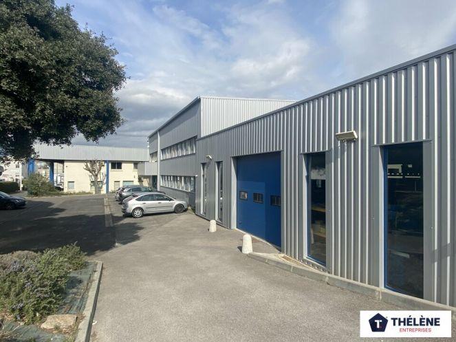 A vendre Locaux d'activité Vendargues   Réf 3448217276 - Immobilier entreprises