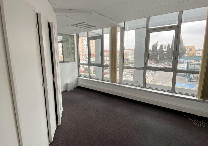 A louer Bureau Montpellier   Réf 3448217313 - Immobilier entreprises